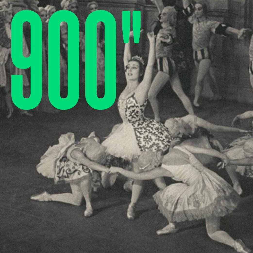 900 secondes - spéciale Arts Visuels